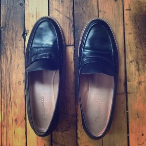Madewell Elinor loafer size 71/2